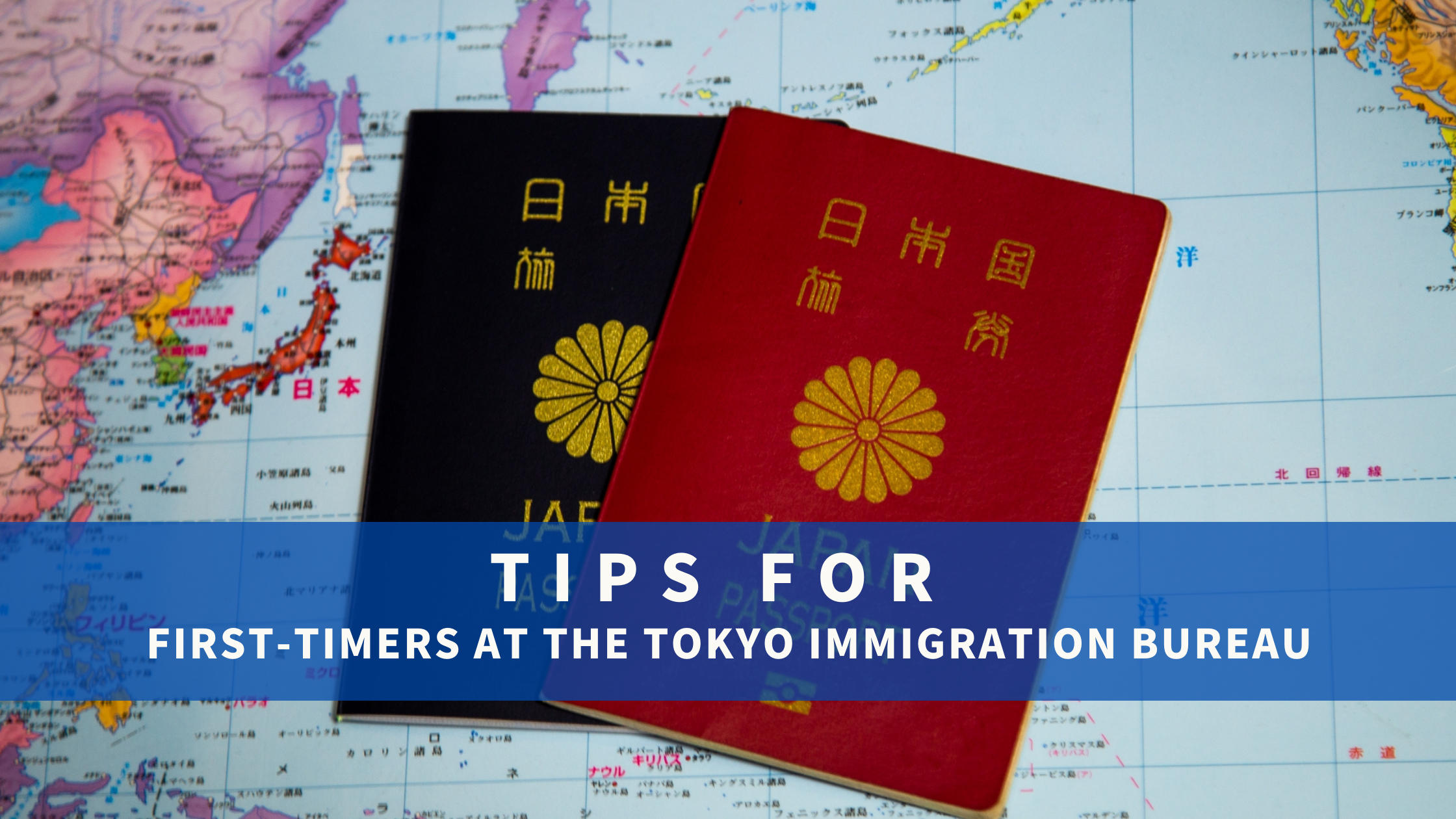 Tips for First-Timers at the Tokyo Immigration Bureau